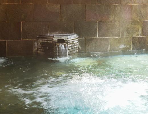 さまざまな効能を持つ温泉